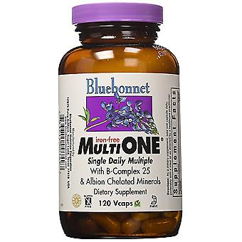 Bluebonnet Multi One (Iron Free) Vc 120 Ct