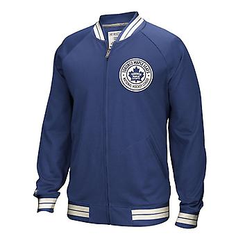 CCM full Zip jakke Toronto Maple Leafs