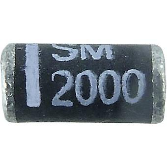 Si rectifier Diotec SM2000 DO 213AB 2000 V 1 A