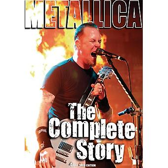 Metallica - Metallica: Komplett berättelse [DVD] USA import