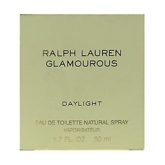 Ralph Lauren glamorøse Eau De Toilette Spray 1,7 Oz/50 ml i boksen