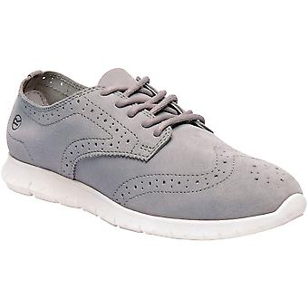 Regatta Womens/Ladies Hennessey Lightweight Breathable Suede Shoes