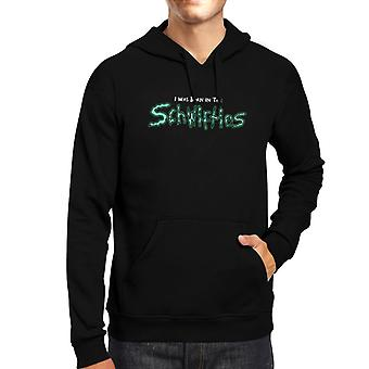 Rick And Morty Born In The Schwifties Men's Hooded Sweatshirt