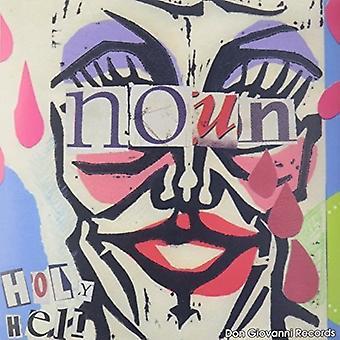 Navneord - hellig helvede [Vinyl] USA importerer
