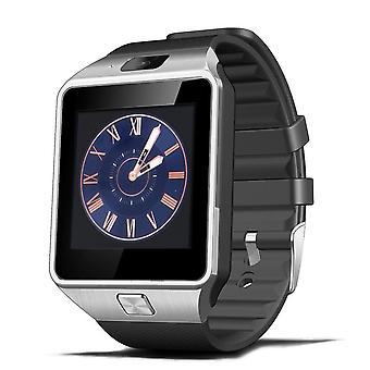 DSW Smartwatch-Android & iOS SIM card-Silver