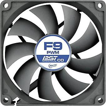 Arctic F9 PWM PST CO PC fan Black (W x H x D) 92 x 92 x 25 mm
