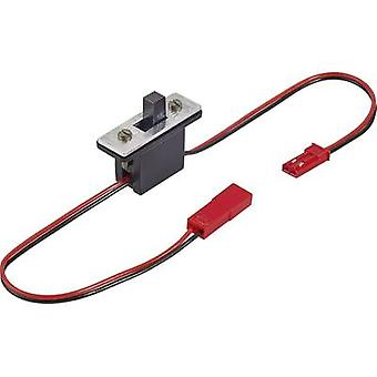 Standard On/Off switch harness [1x BEC plug - 1x BEC socket] 0.