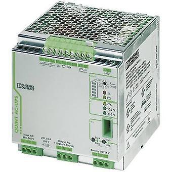 Schiene-Mount UPS (DIN) Phoenix Contact QUINT-UPS / 1AC/1AC/500VA