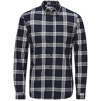 Jack & Jones Sope Long Sleeve Slim Fit Check Shirt
