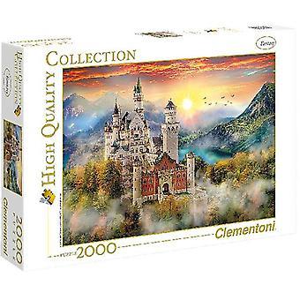 Puzzel 2000 Neuschwanstein