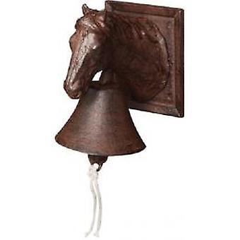 Esschert Design Türklingel Pferd