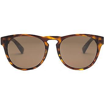 Electric California Nashville Sunglasses - Matte Tortoise Shell/Ohm Bronze