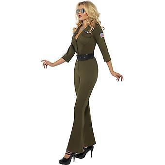 Top Gun Aviator, UK Dress 12-14