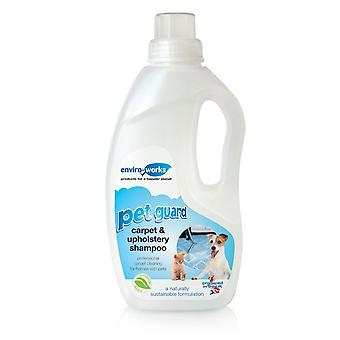 Pet Guard Carpet and Upholstery Shampoo 1 Litre