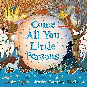 Todo lo que pocas personas vienen por John Agard - libro 9780571324163