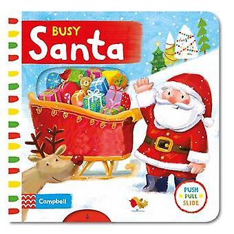 Busy Santa (Main Market Ed.) by Ag Jatkowska - Ag Jatkowska - 9781447
