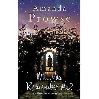 Vil du huske mig? af Amanda Prowse - 9781781856512 bog