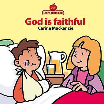 God is getrouw door Carine Mackenzie - 9781857924817 boek