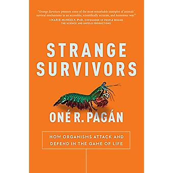 Strange Survivors - How Organisms Attack and Defend in the Game of Lif
