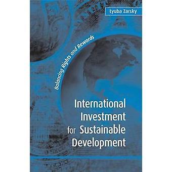 Ausländischen Investitionen für Nachhaltigkeit EZB - Balancing Rechte und