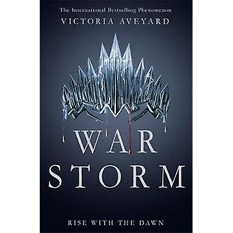 War Storm by Victoria Aveyard - 9781409175988 Book