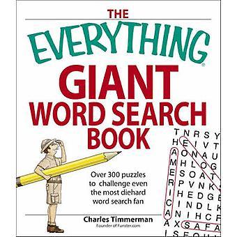 -Allt - boka av Giant ord sökningar - över 300 pussel till Cha