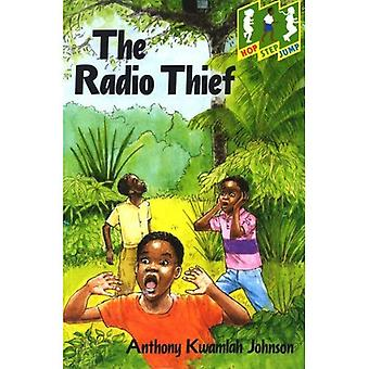 The Radio Thief: Level 2 (Hop, Step, Jump)