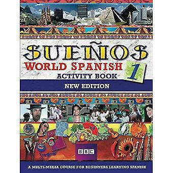 Suenos World Spanish 1 Activity Book (Sue+�os)