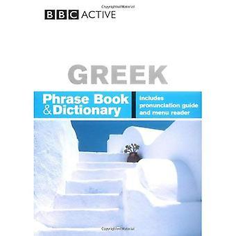 BBC Greek Phrase Book and Dictionary (Phrasebook)