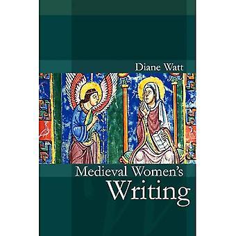 Średniowiecznej kobiety piśmie (Polity kobiet i piśmie serii)