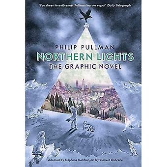 Northern Lights - la novela gráfica - su materia oscura
