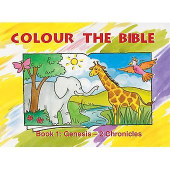 Coloris de la Bible - 1 - Genèse - chroniques par Jane Taylor - Carine Mac