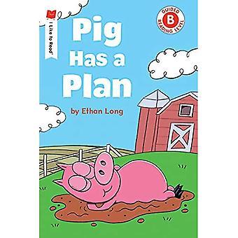 Varken heeft een Plan (ik hou om boeken te lezen)