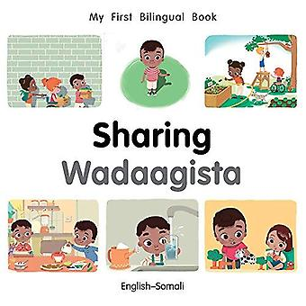 Min första tvåspråkiga bok-Sharing (Svenska-somaliska) (min första tvåspråkiga bok) [styrelse bok]