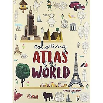 World Coloring Atlas