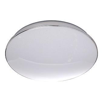 Glasberg - blanc rond encastré LED Plafonnier avec diffuseur acrylique 674014701