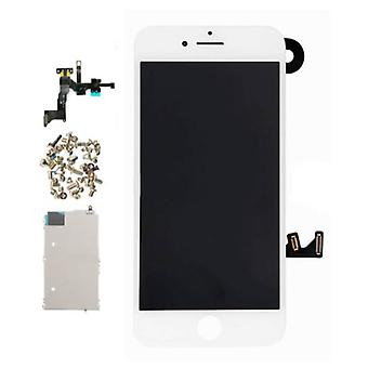 Stuff Certified ® iPhone 7 Pre-assembled Screen (Touchscreen + LCD + Parts) AAA + Quality - White + Tools