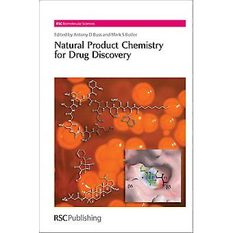 Natural Product Chemistry for Drug Discovery by Buss & Antony D