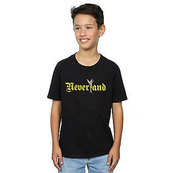 Disney Boys Tinker Bell Neverland T-Shirt
