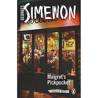 Pickpocket de Maigret: inspecteur Maigret #66 (inspecteur Maigret)