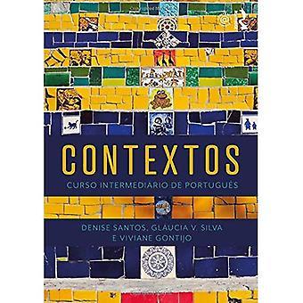 Contextos: Curso Intermediario de Portugues