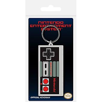 NES Controller Rubber Keyring