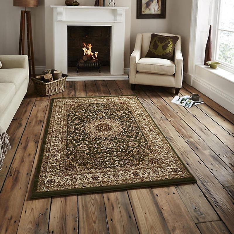 Rugs - Heritage - Green 7896