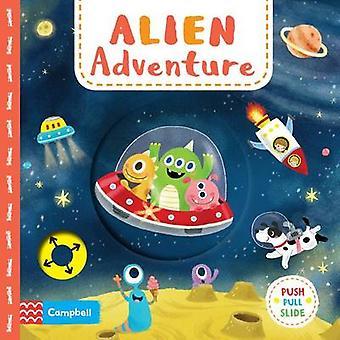 Alien Adventure by Yu-Hsuan Huang - 9781509835799 Book