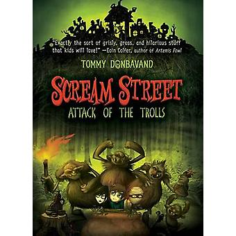 Attack of the Trolls by Tommy Donbavand - 9781614792796 Book