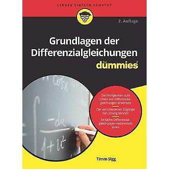 Grundlagen der Differenzialgleichungen fur Dummies by Grundlagen der