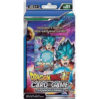 Dragon Ball Super Card juego Ultimate Box