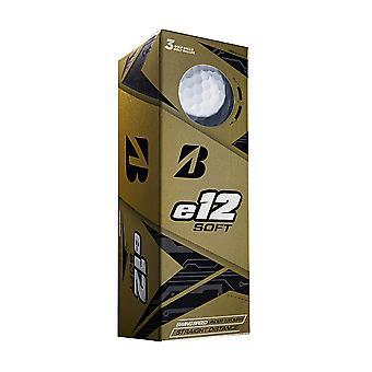 Bridgestone unisex 2019 Bridgestone E12 Soft bolas de golfe