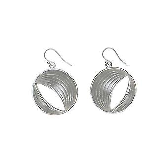 Pilgrim Ladies´ earrings :bright eye grey/silver (519113)