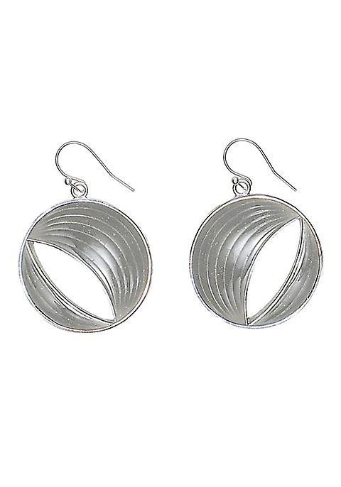 Pelgrim Damenohrringe: helder grijs/zilver (519113) van het oog
